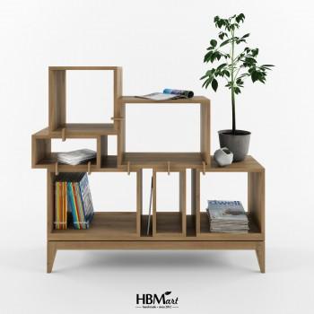 Стеллаж – HBM-art – мод. Puzzle