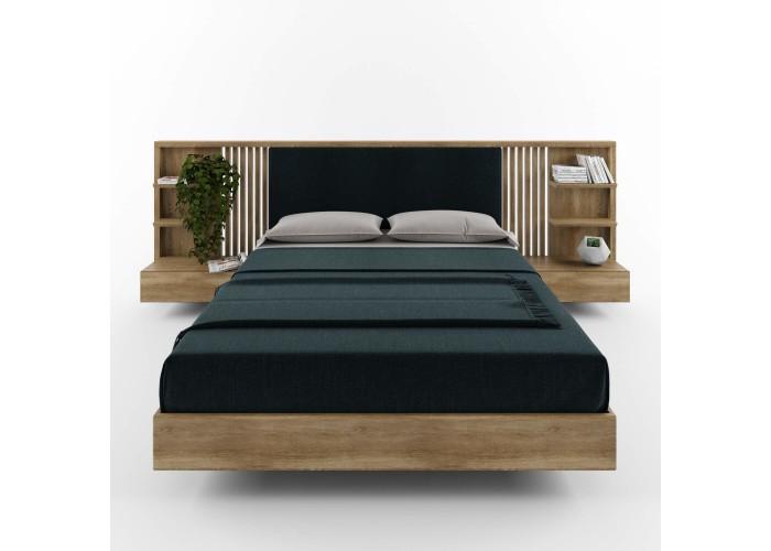 Двуспальная кровать – HBM-art – мод. Grafin  2