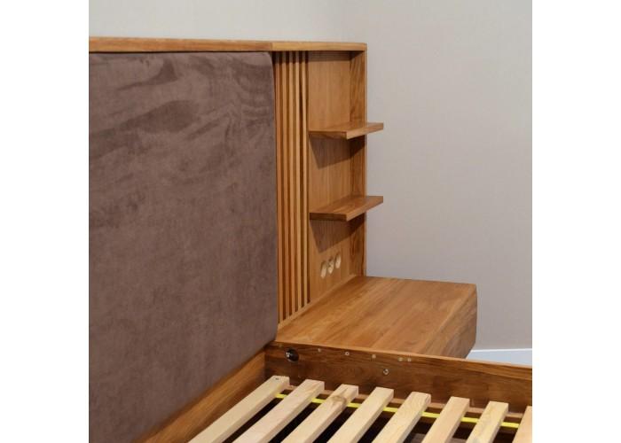 Двуспальная кровать – HBM-art – мод. Grafin  7