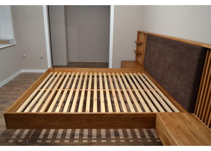 Двуспальная кровать – HBM-art – мод. Grafin  8