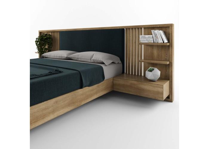 Двуспальная кровать – HBM-art – мод. Grafin  3