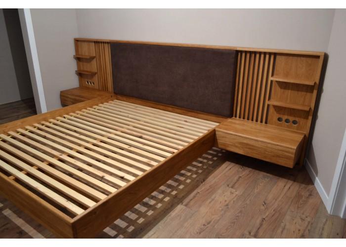 Двуспальная кровать – HBM-art – мод. Grafin  6