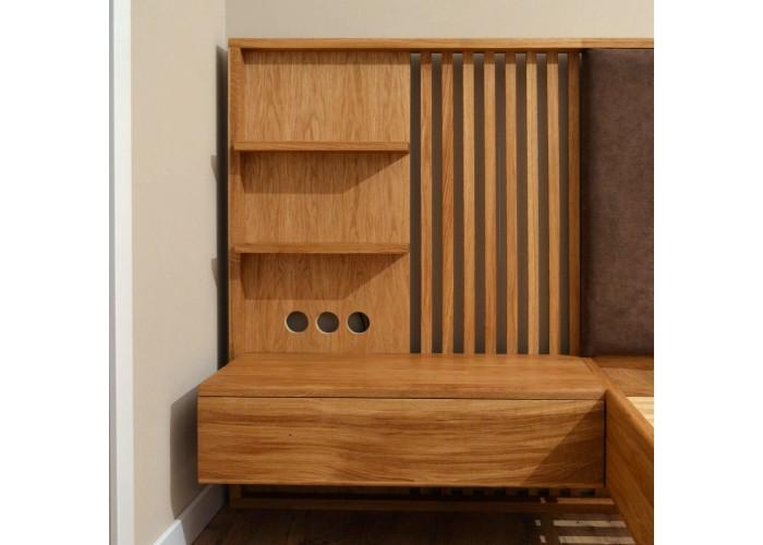 Двуспальная кровать – HBM-art – мод. Grafin  5