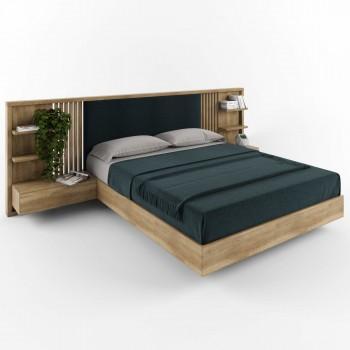 Двуспальная кровать – HBM-art – мод. Grafin
