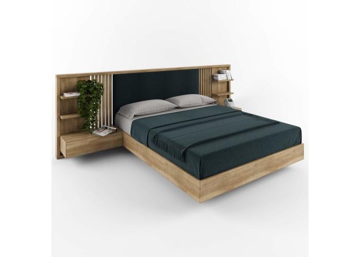 Двуспальная кровать – HBM-art – мод. Grafin  1