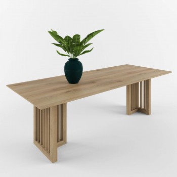 Обеденный стол – HBM-art – мод. Avtograf T-1
