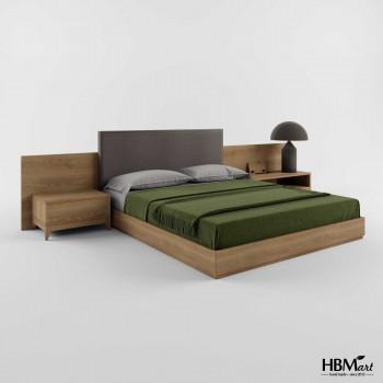 Двуспальная кровать – HBM-art – мод. Senator