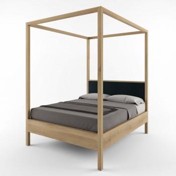 Двуспальная кровать – HBM-art – мод. Sky Box