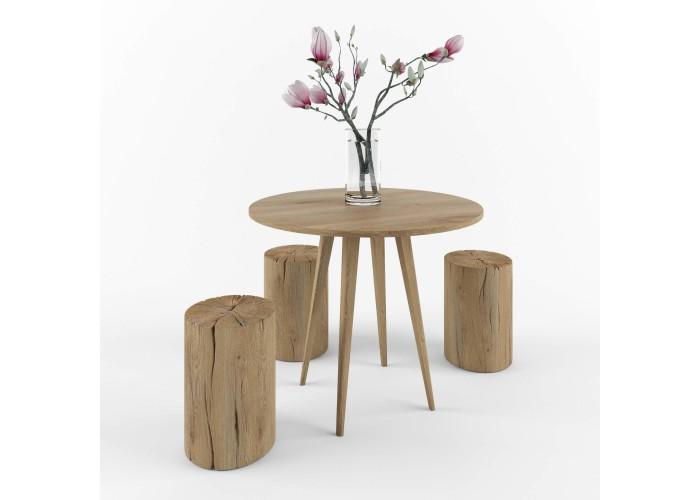 Обеденный стол – HBM-art – мод. Kolo  2