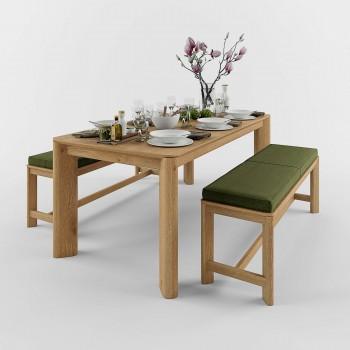 Обеденный стол – HBM-art – мод. Elips