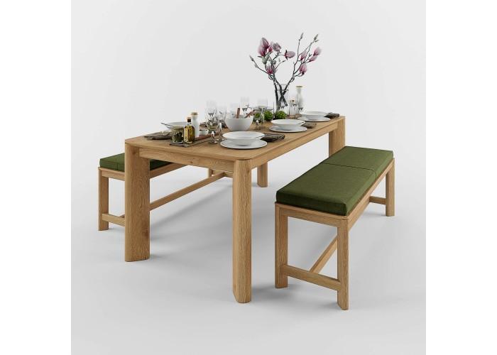 Обеденный стол – HBM-art – мод. Elips  1