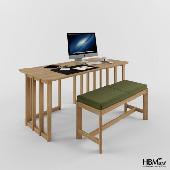 Рабочий стол – HBM-art – мод. Elips Desk