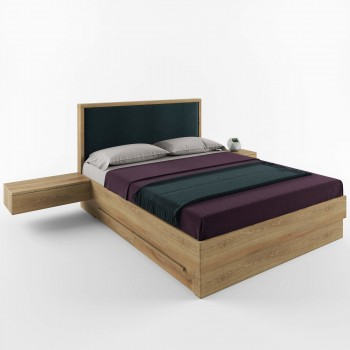 Двуспальная кровать – HBM-art – мод. Graf Box