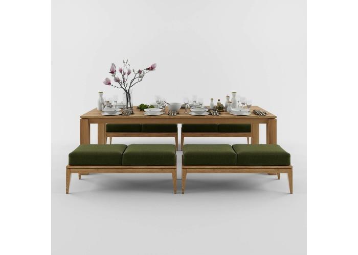 Обеденный стол – HBM-art – мод. Simple  2