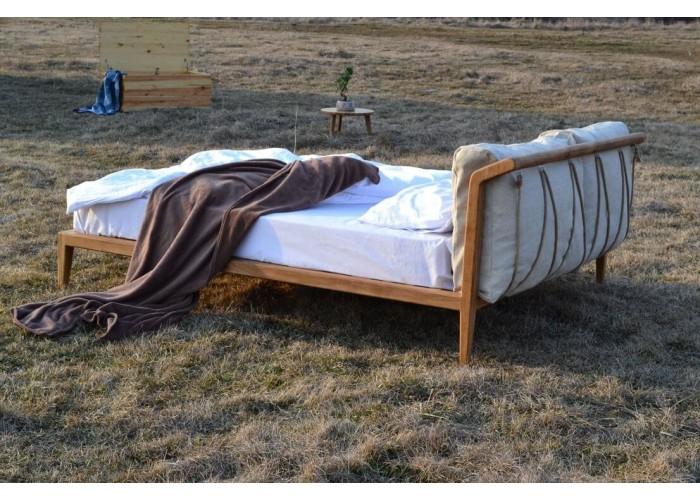 Двуспальная кровать – HBM-art – мод. Trinity  2