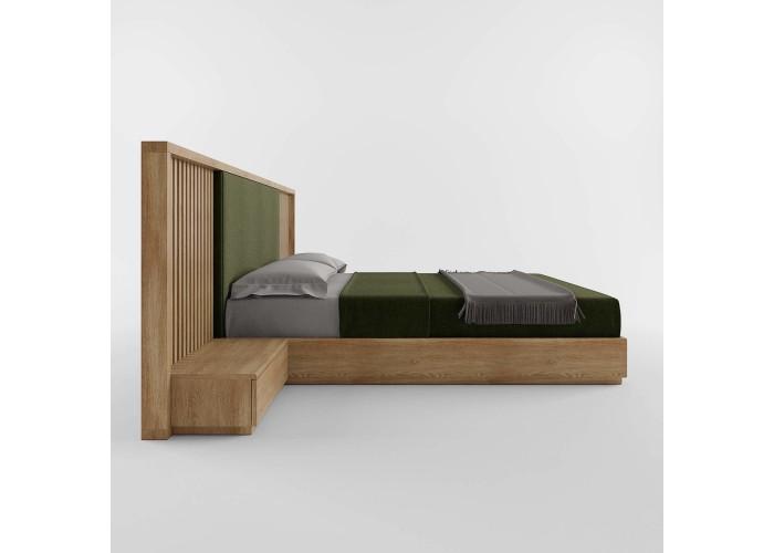 Двуспальная кровать – HBM-art – мод. Avtograf Low  3