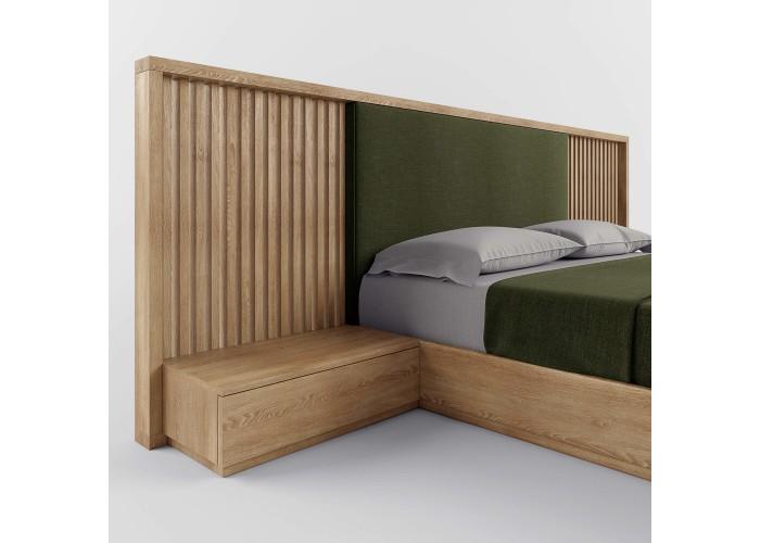 Двуспальная кровать – HBM-art – мод. Avtograf Low  2