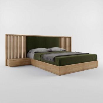 Двуспальная кровать – HBM-art – мод. Avtograf Low