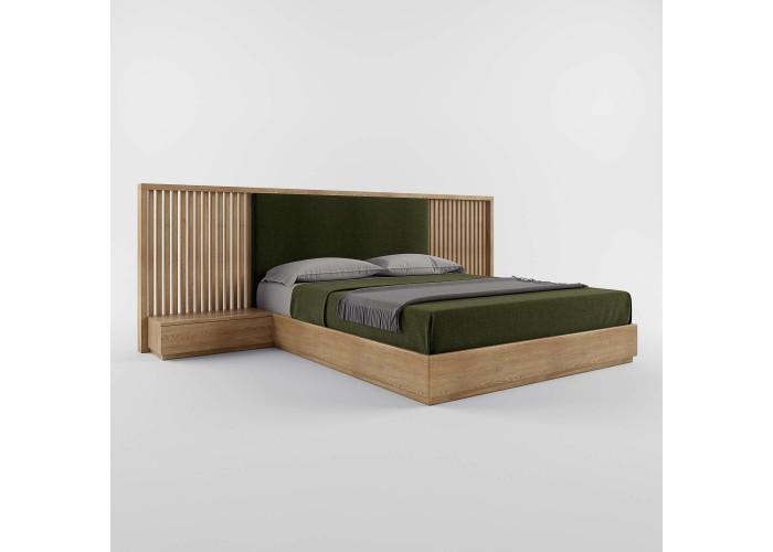 Двуспальная кровать – HBM-art – мод. Avtograf Low  1