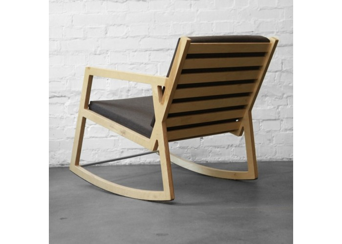 Кресло-качалка – мод. Rocking chair №1  2