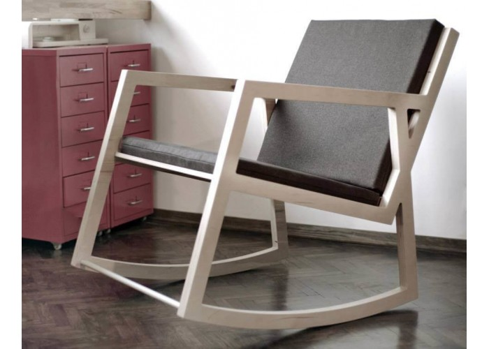 Кресло-качалка – мод. Rocking chair №1  1