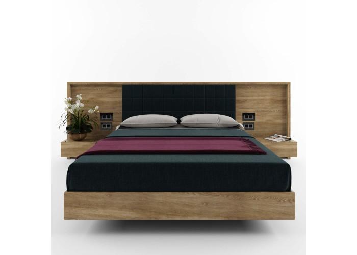 Двуспальная кровать – HBM-art – мод. Maestro  5