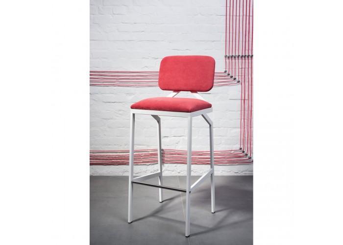 Барный стул Way Red  2