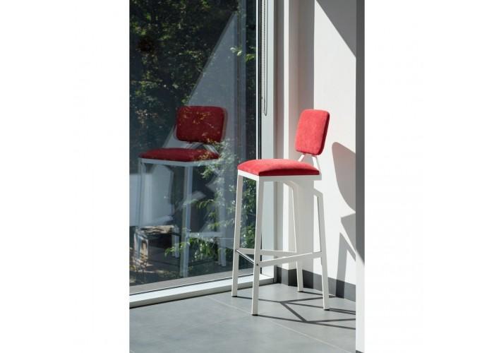 Барный стул Way Red  3
