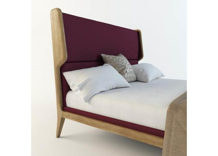 Двуспальная кровать – HBM-art – мод. Diablo  2