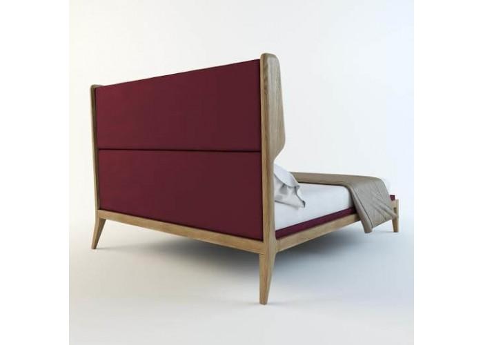 Двуспальная кровать – HBM-art – мод. Diablo  4