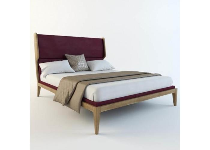 Двуспальная кровать – HBM-art – мод. Diablo  1