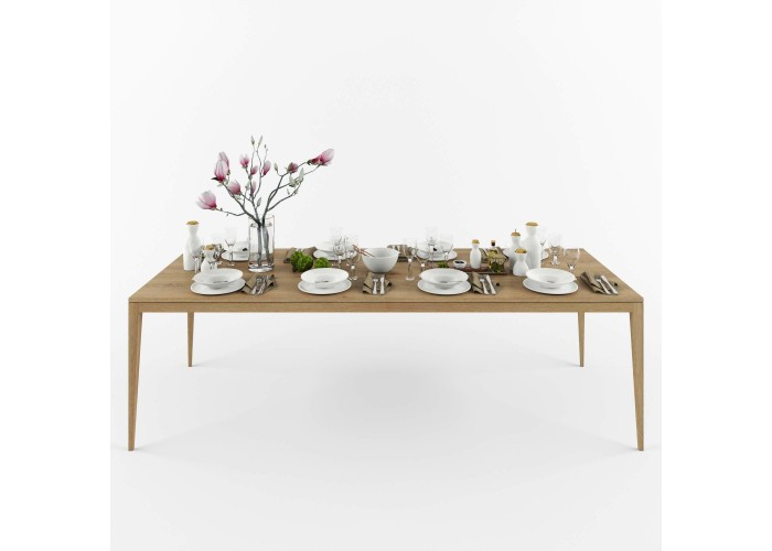 Обеденный стол – HBM-art – мод. Opium  2