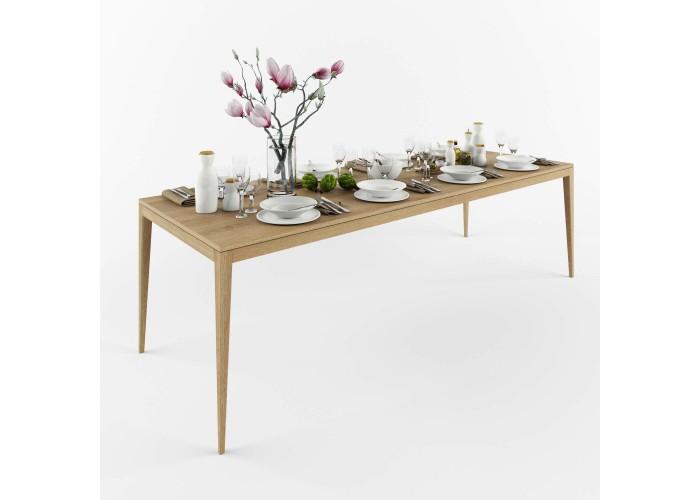 Обеденный стол – HBM-art – мод. Opium  1