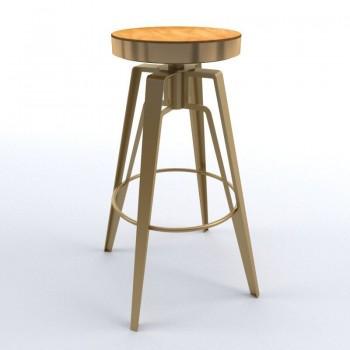 Барный стул Antelope Bronze
