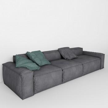 Дизайнерский диван Supple