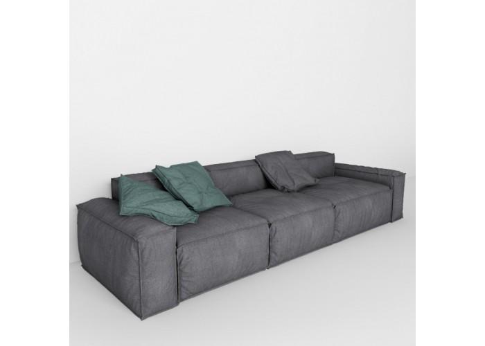 Дизайнерский диван Supple  1