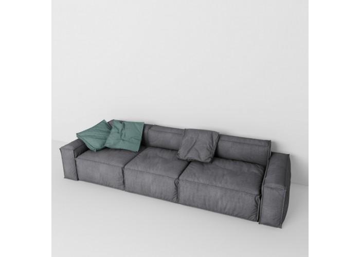 Дизайнерский диван Supple  3