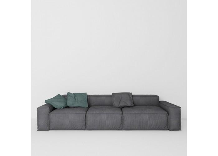 Дизайнерский диван Supple  4