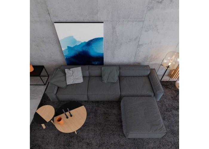 Дизайнерский диван Supple  2