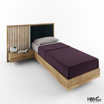Односпальная кровать – HBM-art – мод. Avtograf Mini-I