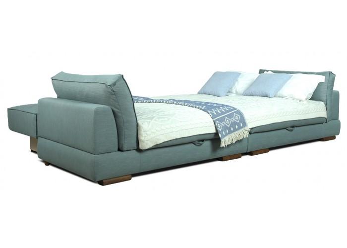 Прямой диван Софти  3