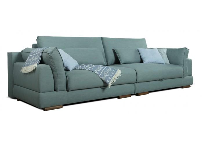 Прямой диван Софти  2