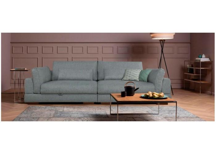 Прямой диван Софти  4