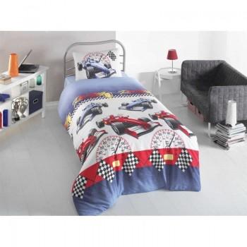 Подростковое постельное белье Eponj Home - Ralli Mavi