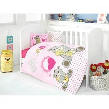 Постельное белье для младенцев Eponj Home - Yumos Pembe
