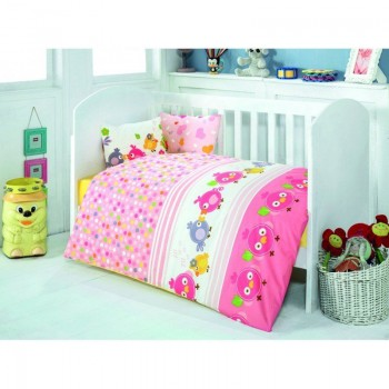 Постельное белье для младенцев Eponj Home - Zuzu Pembe