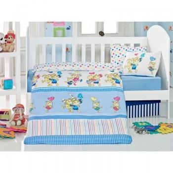 Постельное белье для младенцев Eponj Home - Pitircik Mavi