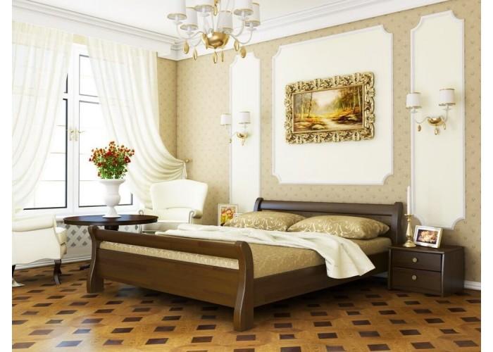 Деревянная кровать Estella ДИАНА  1