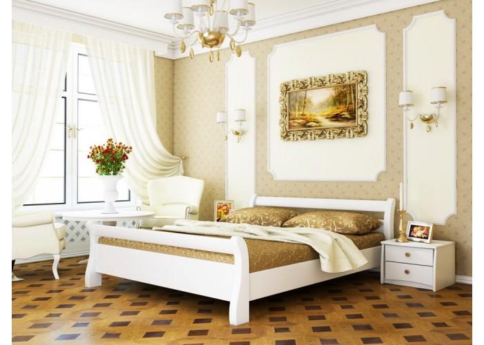 Деревянная кровать Estella ДИАНА  5