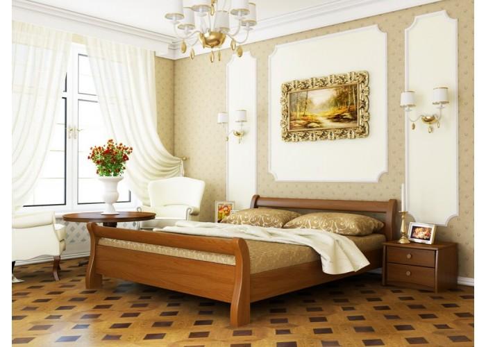 Деревянная кровать Estella ДИАНА  2